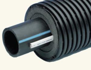 Теплоизоляционные трубы Uponor Ecoflex каталог