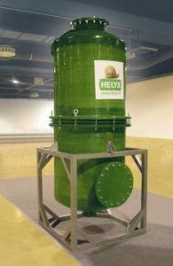 Скруббер для газоочистки Helyx