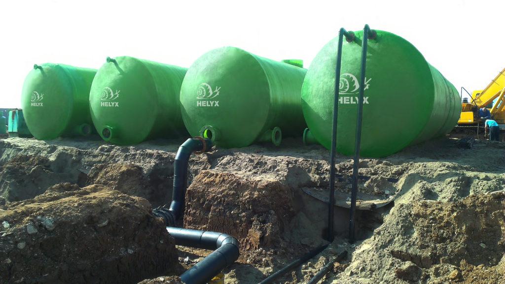 Helyx емкость для питьевой воды