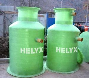 Helyx жироуловители