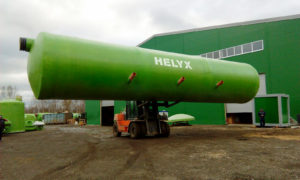 Helyx накопительная емкость