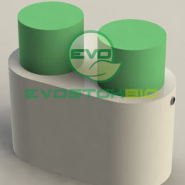 внешний вид септика Evo Stok Bio