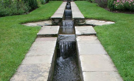 эстетичная ливневая канализация